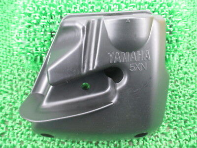 YAMAHA Genuine New Motorcycle Parts Basic Jog Air Cleaner Cover 5XN-E4412-00