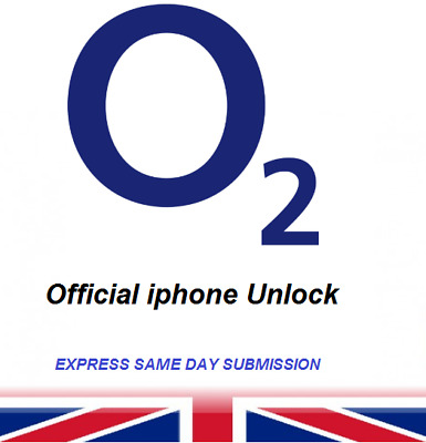 O2 UK Unlocked Service For Apple iphone 5s/5c/6/6+/6s/6s+/7/7+/8/8+/X/XS/XS Max