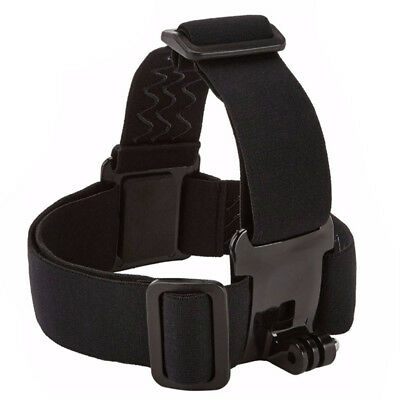 Action Camera Head strap mount For Go Pro SJ5000 Sport Camera Y7Q1