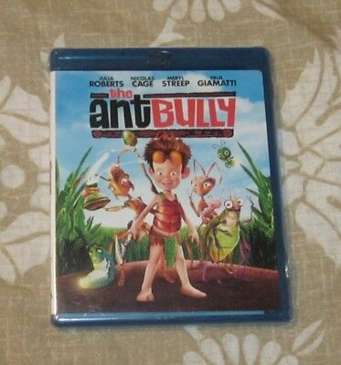 The Ant Bully Blu-Ray Dvd Brand New Free Shipping