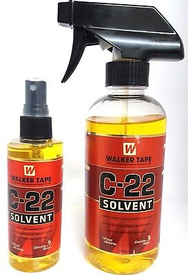 C22 Walker Solvent Adhesive Tape Glue Remover Hair Extension Lace Wig Toupee