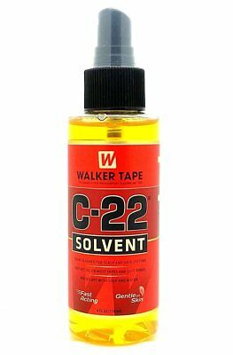 C22 Solvent Spray for Lace Wigs & Toupees 4oz