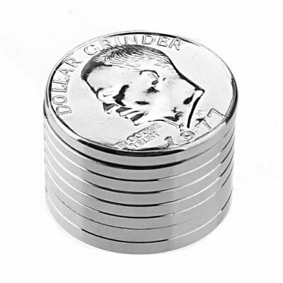 """Dollar Coin Grinder 3 part 1.5"""" inches 🔥🔥Free Shipping🔥🔥buy 4 get 1 free"""