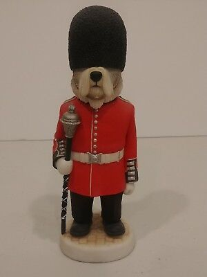 Robert Harrop Old English Sheepdog Grenadier Guard CC67