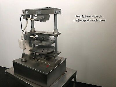 Pie And Pastry Crust Press Comtec Model 2200