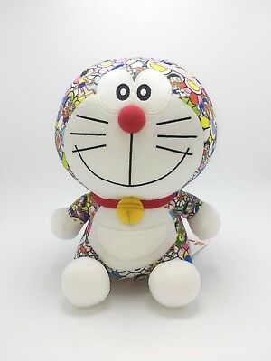 Doraemon X Takashi Murakami Plush Uniqlo - Authentic! In Hand Limited Edition