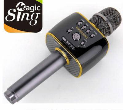 2018 Magic Sing MP30 Bluetooth Karaoke Mic 1 year Tagalog Hindi Korean Japanese