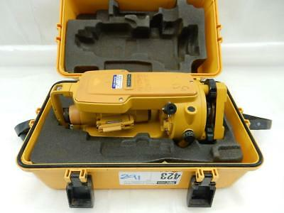 Topcon DT-30 Digital Electronic Transit with Hard Case Tested Working SN:T90218