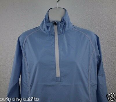 Peter Millar Element Wind Youth's 1/2 Zip Pullover Jacket Size S