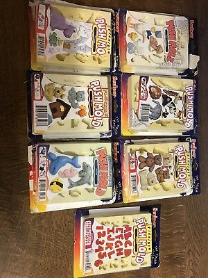 Sculpey Clay Moulds Multiple