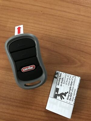New Genie Universal Garage Door Opener Remote