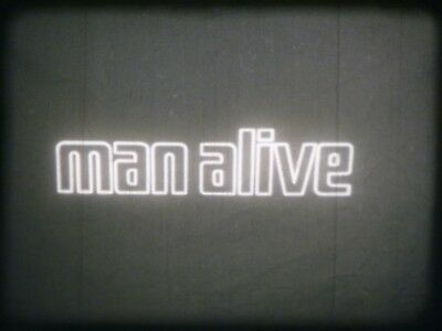 Man Alive Series: My Parents Don't Understand Me 16mm BBC short film 1967 B&W