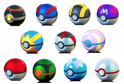 BADAI Limited Pokemon Pocket Monster Ball Collection SPECIAL Set of 11 F/S New