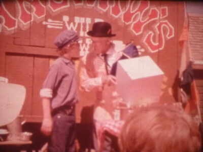 Doc Cranshaw And The Kid: The Winner 1976 16mm short film