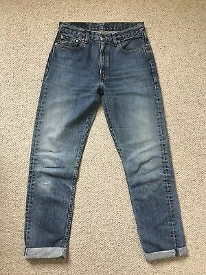 Vintage Levi's 534 Women W31 L32 High Waisted Mom Jeans