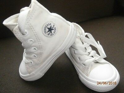 baby converse size 4 Chuck Taylor II