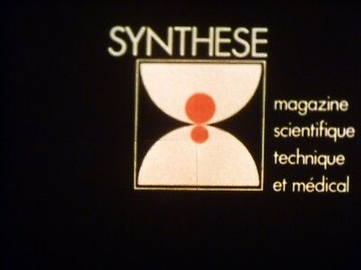 Synthesis Number 5 1977 16mm short film Documentary Edgar Ledere