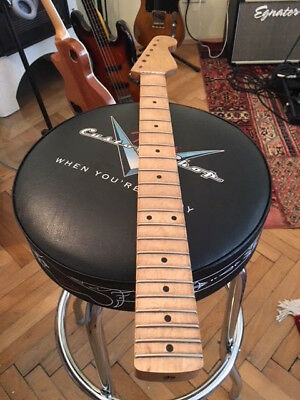 AKTION Einzelstück Stratocaster Hals / Neck maple  , dirty style