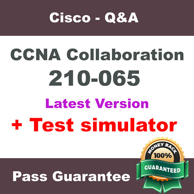 Cisco CIVND Exam Dump for 210-065 Exam Q&A PDF (2018 Verified)