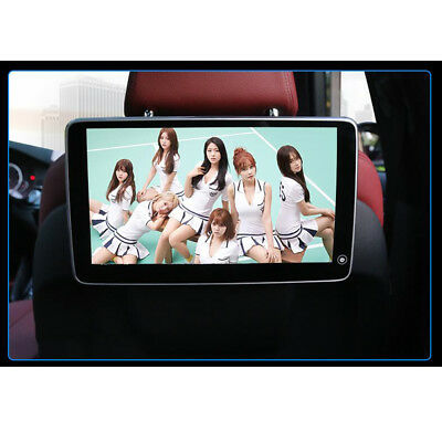 Backseat TV Screen 11.6 inch Android Dual DVD Headrest System For Mercedes-benz