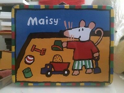 Collectible Maisy Mouse Lunchbox Tin