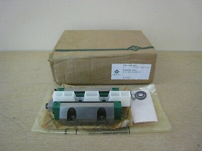 New INA F-604362 RWU25-E-L Runner Block Linear Roller Ball Bearing Carriage
