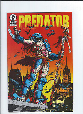 Predator #1 (Jun 1989, Dark Horse) 1st print 1st app VF/NM