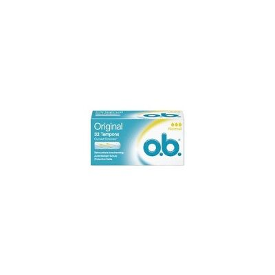 OB Normal (32 tampons)