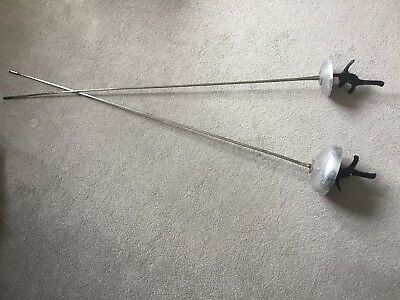 Vintage Epee and Foil