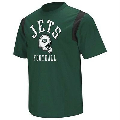 NFL TODDLER BOYS Girls New York Jets Gridiron Tee Shirt Reebok 2T 3T ... b0347ba8f