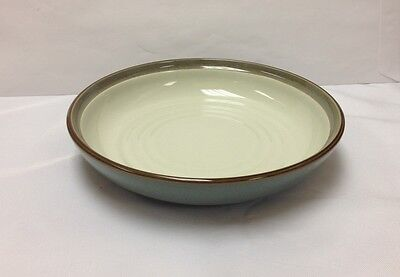 Noritake Sanibel Green Individual Pasta Bowl - Brand New with Tags - Retired