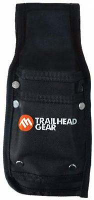 Trailhead Gear Black Durable Tree Felling Bucking Wedge Belt Pouch Holdster...