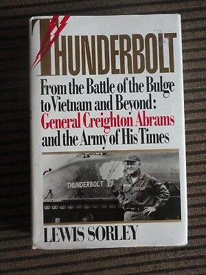 Book - Thunderbolt: From the Battle of the Bulge to Vietnam and Beyond