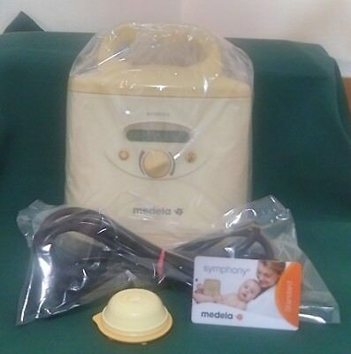 Medela  Symphony 2.O  ***1 HOUR USE*** Hospital Grade Brest Pump