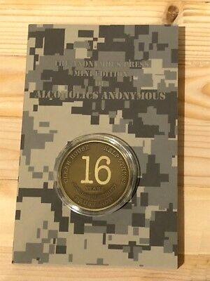 First 164 Mini Camo Edition with Yearly AA Medallion chip (Years 1-60)