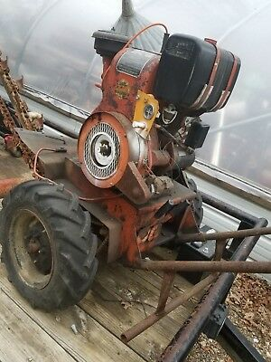 ditch witch trencher