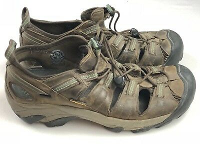 a4ab075386bd KEEN Mens Arroyo II Hiking Sandal Slate Black   Bronze Green US Size 10 M TB