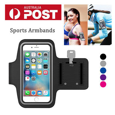 AU Sports Armbands Running Jogging Case Gym Cover For OPPO R15 R9s Plus A83 A3