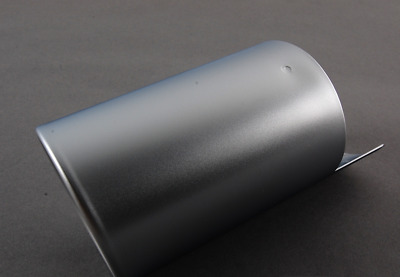 New Genuine BMW 3 Series E92 E93 Exhaust Tailpipe Tip Trim Silver 7553642 OEM