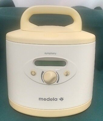 Medela  Symphony 2.O  ***52 HOURS USE*** Hospital Grade Brest Pump