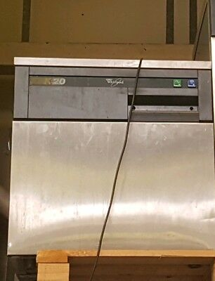 Whirlpool Ice Machine/ Ice Maker. Commercial