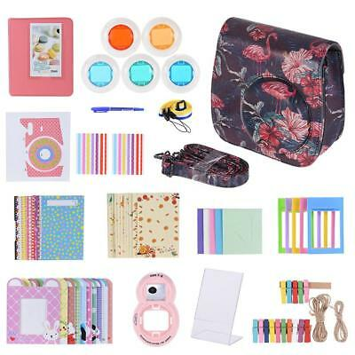 Andoer 14 in 1 Accessories Kit for Fujifilm Instax Mini 9/8/8+/8s with I9H8
