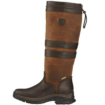 Ariat Braemar GTX Boots Leather Country Yard Boot Waterproof**SALE** Not Dubarry