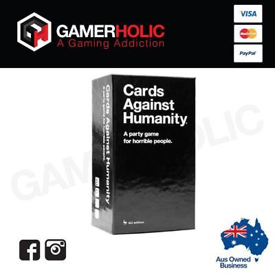 Genuine Cards Against Humanity Main Set v2.0 Party Game 600 Cards AU Edition