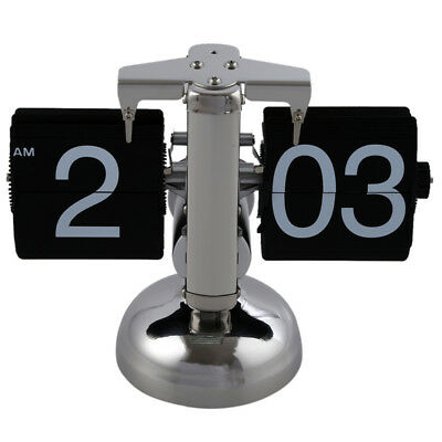 Retro Flip Down Clock - Internal Gear Operated C2A2