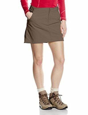 The North Face Damen Rock W Exploration Skirt, Weimaraner Brown, 10, 07320755843