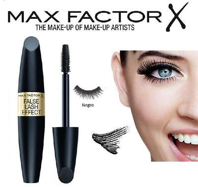 MAX FACTOR False Lash Effect Mascara Pestañas Rimel Negro Maquillaje 13 ml