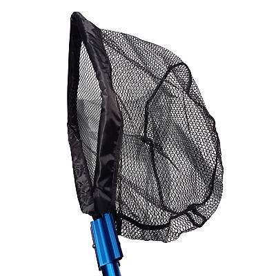 Heavy Duty Interchangeable Pond Fish Catching Net, For Pond Professionals