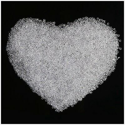 10000 Pieces 4.5mm Table Scatter Crystals For Wedding Birthday Party Decora Y2K4