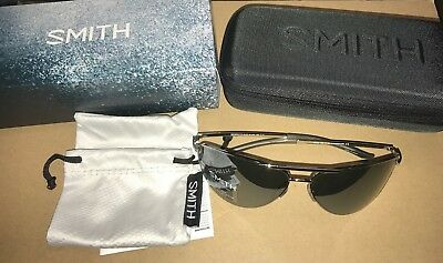 aa96f06d005 SMITH OPTICS SERPICO Sunglasses - Men s-Silver-Polarized Platinum ...